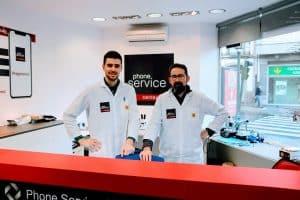 tecnicos Phone Service Center Santiago de Compostela