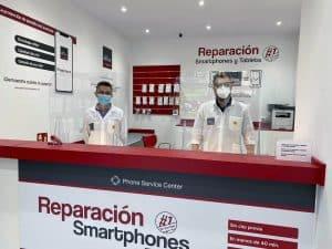 tecnicos de reparacion de phone service center la coruna reparacion