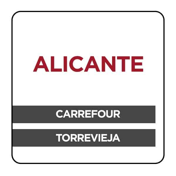 Phone Service Center Alicante Carrefour Torrevieja