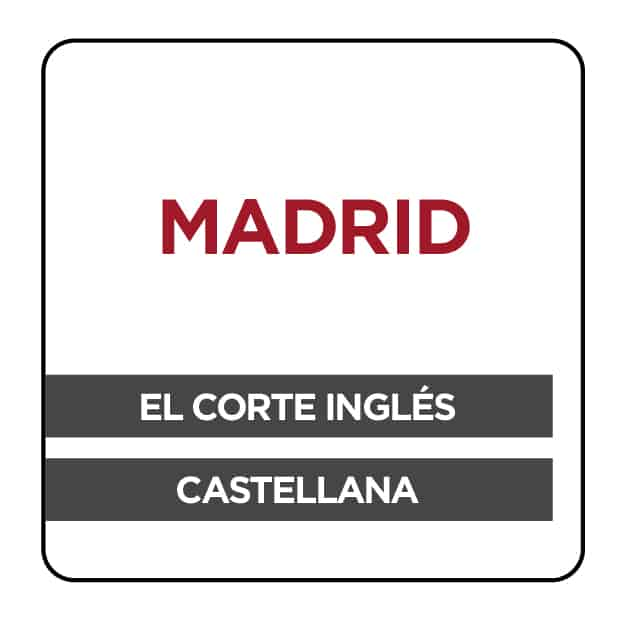 Phone Service Center Madrid El Corte Ingles de Castellana